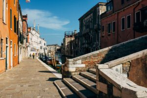 Venedig Stadt Künstler Fotografen Madonna dell Orto